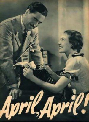 April, April! 1935