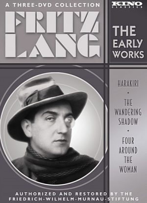 Fritz Lang The Early Works