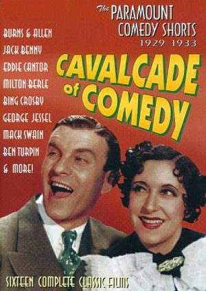 The Paramount Comedy Shorts 1928-1942 Cavalcade of Comedy