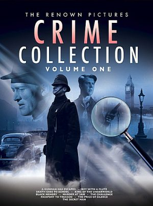 The Renown Pictures Crime Collection Volume One