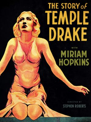 The Story of Temple Drake 1933