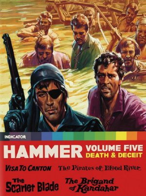 Hammer Volume Five Death & Deceit
