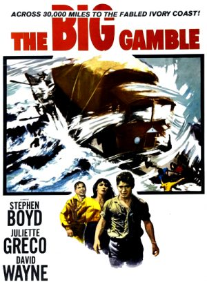 The Big Gamble 1961