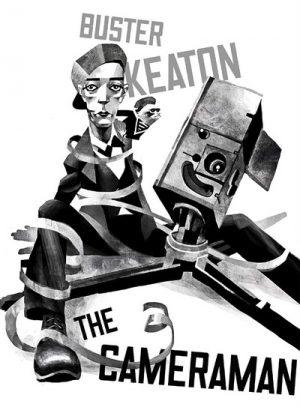 The Cameraman 1928