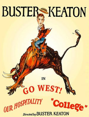 Buster Keaton 3 Films Volume 3