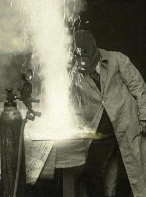 Les gaz mortels 1916