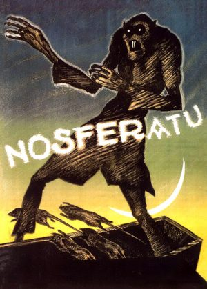 Nosferatu, a Symphony of Horror 1922