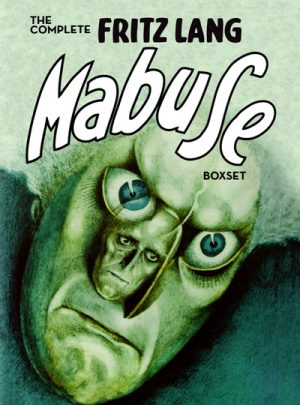 The Complete Fritz Lang Mabuse Box Set