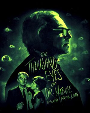 The Thousand Eyes of Dr. Mabuse 1960