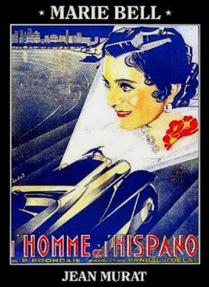 L'homme a l'Hispano 1933