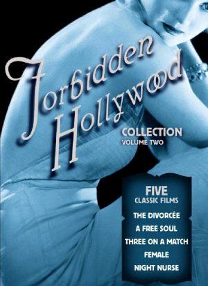 Forbidden Hollywood Collection Volume 2