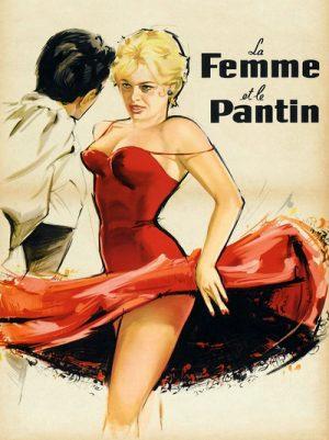La femme et le pantin 1958