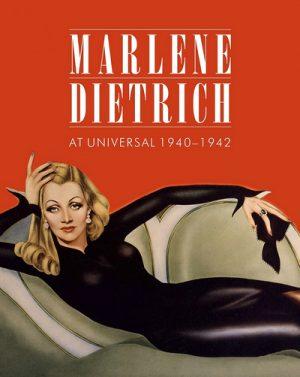 Marlene Dietrich at Universal